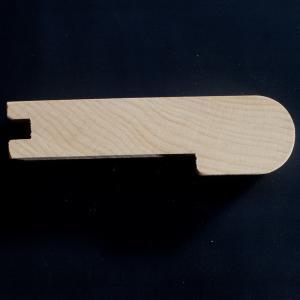 15 mm Maple Flush Stair Nosing