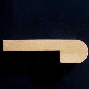 10 mm Maple Flush Stair Nosing