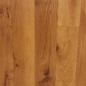 150mm Natural Oak Flat Engineered T&G