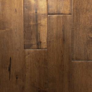 125mm Mojave Maple Distressed Engineered T&G