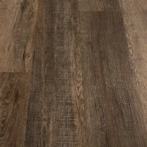 "Vinyl 5mm Shamrock Surfaces Davenport 8"" x 48"" Chestnut Oak"