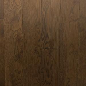 125mm Walnut Oak Flat Engineered T&G