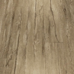"Vinyl 6.5mm Click Shaw Floors 6"" x 48"" Cafe"