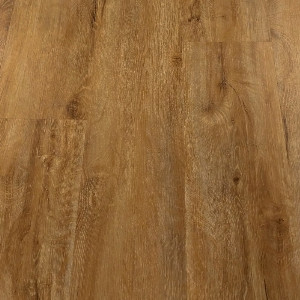 "Vinyl 6.8mm SPC KingsStone Click 7"" x 48"" Maisey Brown"