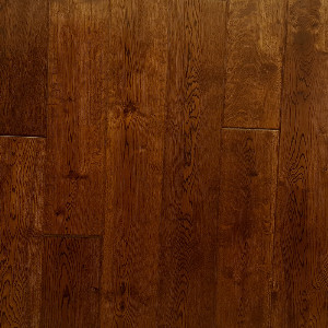 125mm Mojave Oak Distressed Engineered T&G